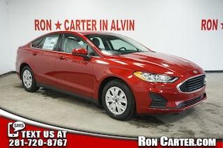 New  2020 Ford Fusion S Sedan in Alvin, TX