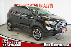 New  2020 Ford EcoSport Titanium Crossover in Alvin, TX