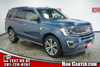New  2020 Ford Expedition King Ranch SUV in Alvin, TX