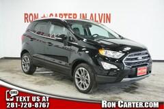 New  2020 Ford EcoSport Titanium Crossover in Alvin, TX