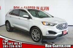 New  2019 Ford Edge Titanium Crossover in Alvin, TX