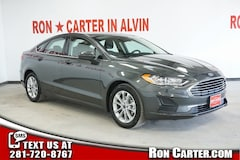 New  2020 Ford Fusion SE Sedan in Alvin, TX