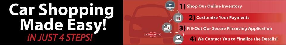 Online Car Shopping Made Easy