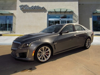 New 2019 Cadillac Cts V For Sale Near Houston Friendswood