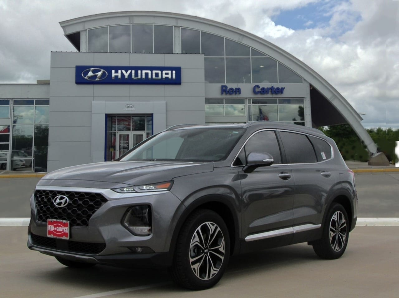 Ron Carter Hyundai >> New 2019 Hyundai Santa Fe For Sale At Ron Carter Hyundai Vin