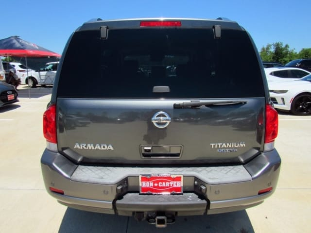 Used 2010 Nissan Armada For Sale near Houston | Friendswood