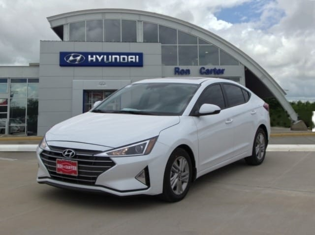 Ron Carter Hyundai >> New 2019 Hyundai Elantra For Sale At Ron Carter Hyundai Vin