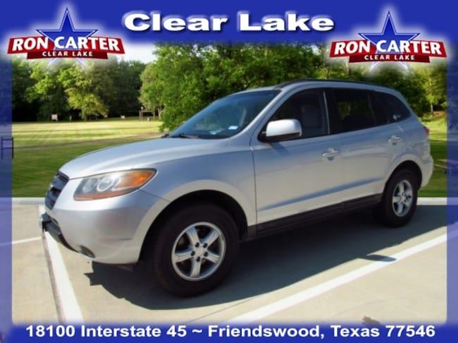 Used 2008 Hyundai Santa Fe GLS SUV near Houston