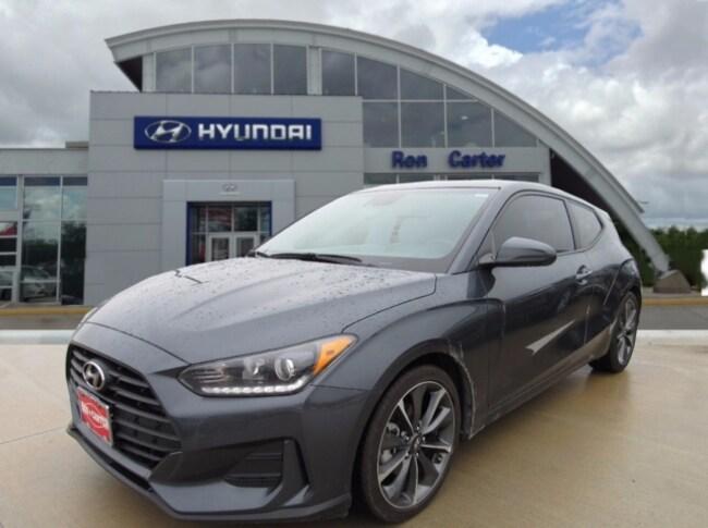 new 2019 Hyundai Veloster 2.0 Premium Hatchback
