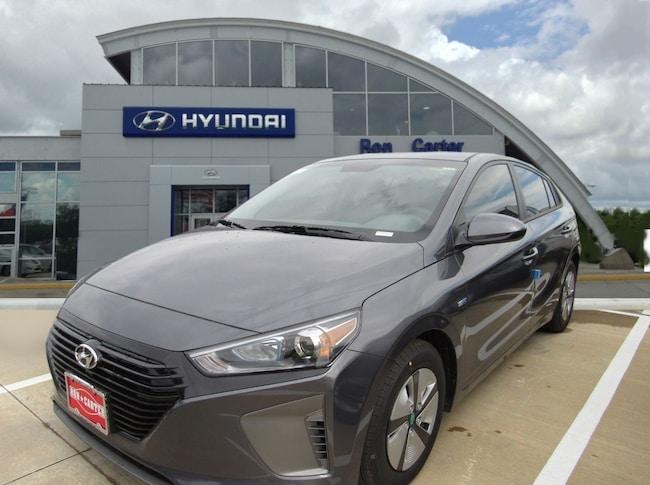 new 2019 Hyundai Ioniq Hybrid Blue Hatchback