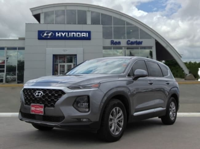 new 2019 Hyundai Santa Fe SEL 2.4 SUV