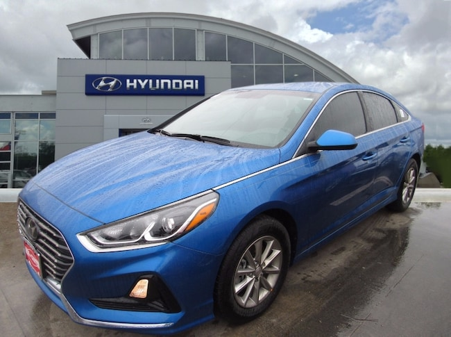 new 2019 Hyundai Sonata SE Sedan