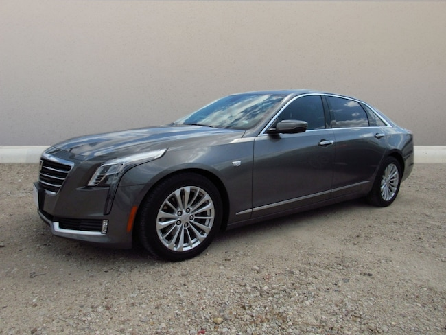 2017 Cadillac Ct6 2 0 L Turbo Luxury >> Used 2017 Cadillac Ct6 For Sale Friendswood Tx Vin 1g6kc5rx7hu206520