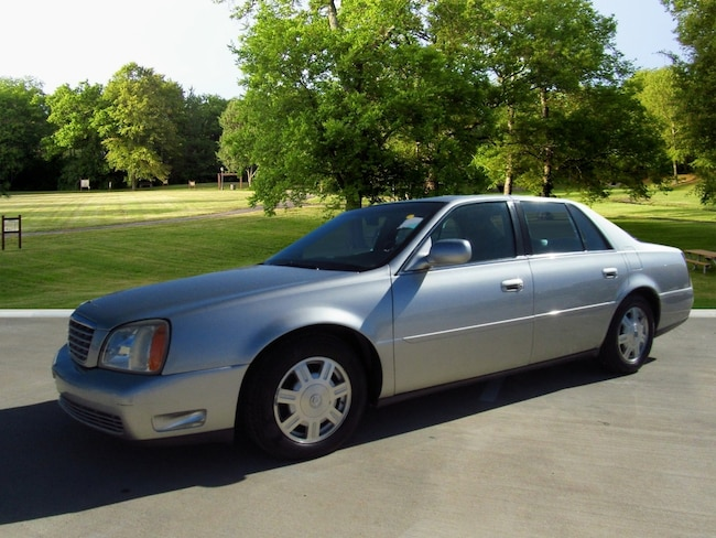 Used 2005 Cadillac Deville Sedan near Houston