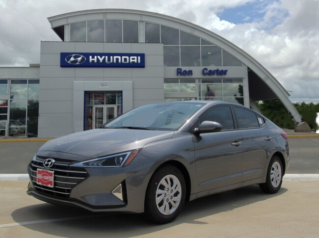 new 2020 Hyundai Elantra SE Sedan