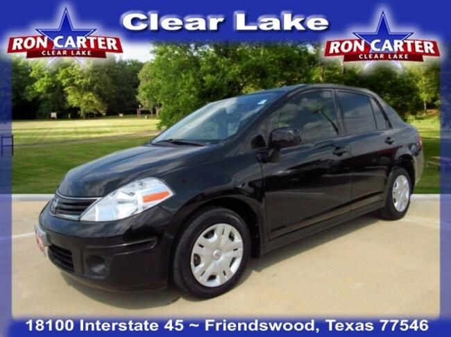 Used 2011 Nissan Versa 1.8S Sedan near Houston