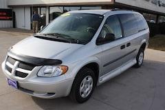2003 Dodge Caravan SE Grand SE 119 WB