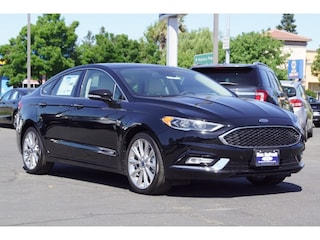 2017 Ford Fusion Platinum Sedan