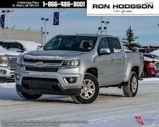 2019 Chevrolet Colorado 4WD LT Crew Cab Pickup