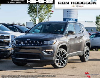 2017 Jeep Compass Limited NAVI/4WD/HTD.LEATHER/HTD.WHEEL SUV