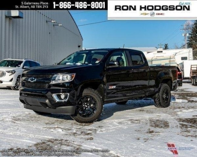2019 Chevrolet Colorado 4WD Z71 Crew Cab Pickup