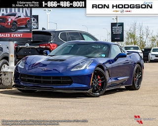 2019 Chevrolet Corvette 1LT Z51 spoiler/CarbonFlash Perf.Exhaust GT seats Car