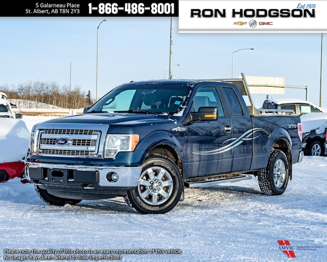 2013 Ford F-150 XTR 5.0L V8 NEW TIRES 4X4 Extended Cab Pickup
