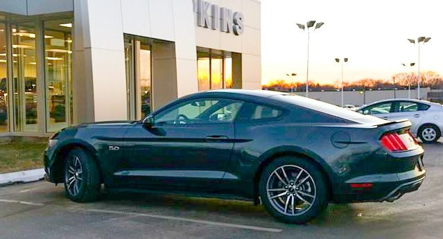2015 Ford Mustang GT at Hopkins Ford of Elgin