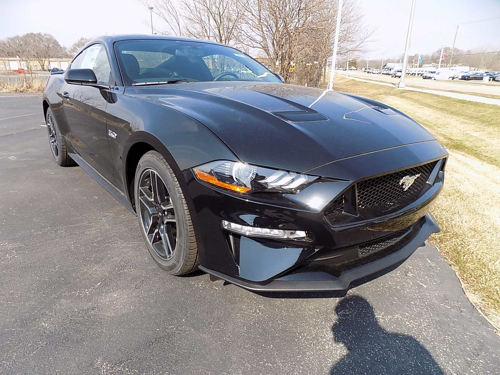 2018 ford mustang gt coupe for sale near schaumburg il