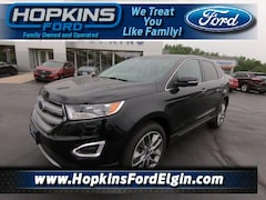 Used Vehicles for sale 2016 Ford Edge 4dr Titanium AWD Sport Utility in Elgin, IL