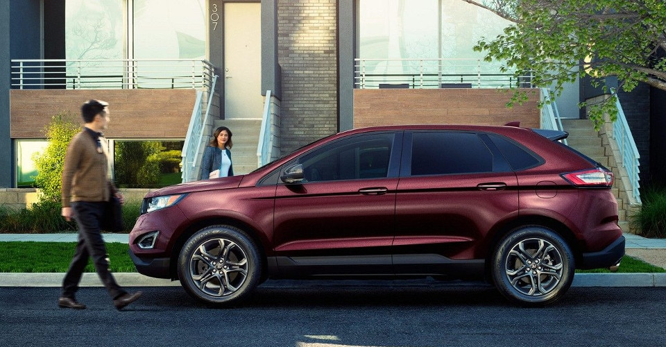 2018 Ford Edge SEL with Sport Appearance