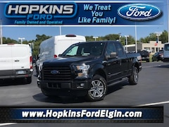 Used Vehicles for sale 2016 Ford F-150 4WD Supercab 145 XLT Extended Cab Pickup in Elgin, IL