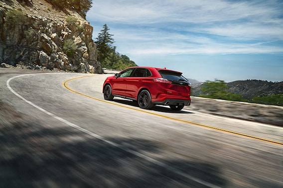 Ford Edge Towing Capacity >> How Much Can The 2019 Ford Explorer Edge Escape Tow