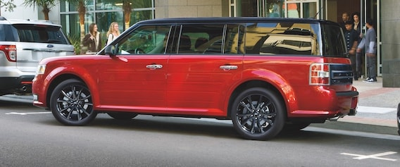 2019 Ford Flex Design Trims Price >> What Are The Differences Between The Ford Flex Trims