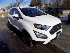 New Ford for sale 2018 Ford EcoSport SES Crossover in Elgin, IL