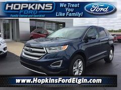 Used Vehicles for sale 2017 Ford Edge SEL AWD Sport Utility in Elgin, IL