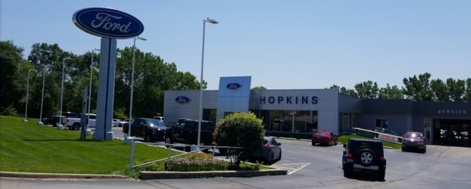 About Us | Hopkins Ford of Elgin