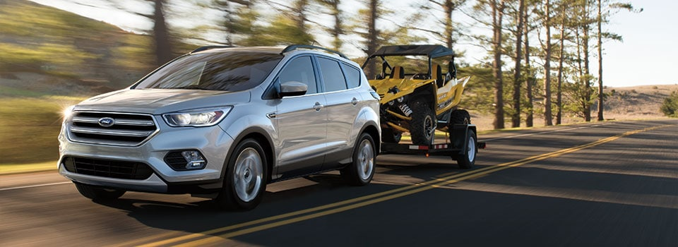 Ford Explorer Towing Capacity >> How Much Can The 2019 Ford Explorer Edge Escape Tow