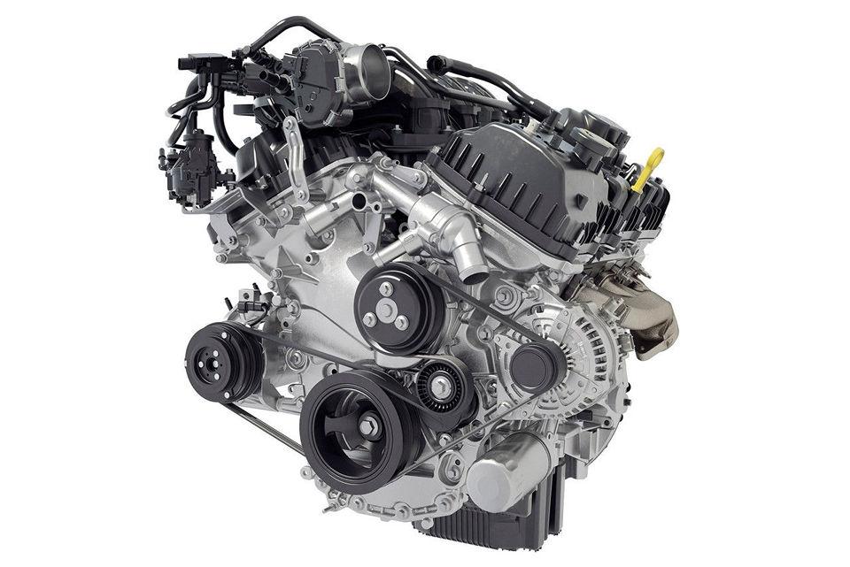 Ford V6 Engines