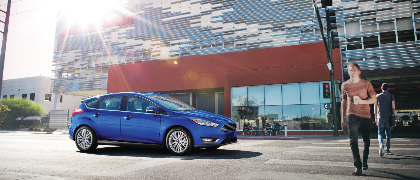 Ford Fusion vehicle