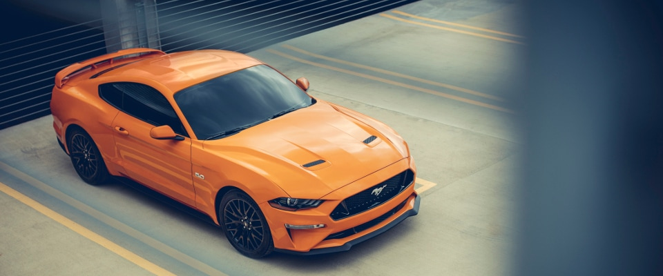 2019 Ford Mustang Trim Levels Ecoboost Vs Premium Vs Gt
