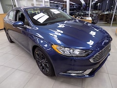 New Ford for sale 2018 Ford Fusion SE Sedan in Elgin, IL