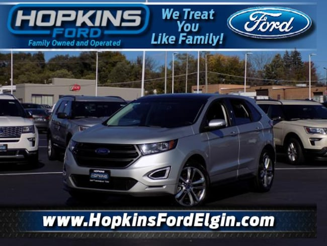 2015 Ford Edge 4dr Sport AWD Sport Utility