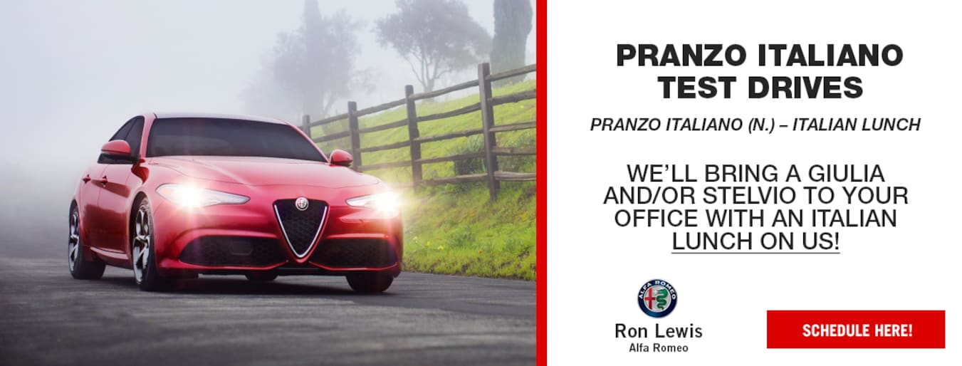 ron lewis alfa romeo | new & used car dealer in greater pittsburgh area
