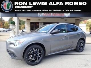 2020 Alfa Romeo Stelvio Ti SPORT CARBON AWD Sport Utility for sale near the Pittsburgh PA area