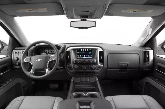 Compare 2018 Silverado vs Ford F-150 & Ram 1500   Marhofer ...