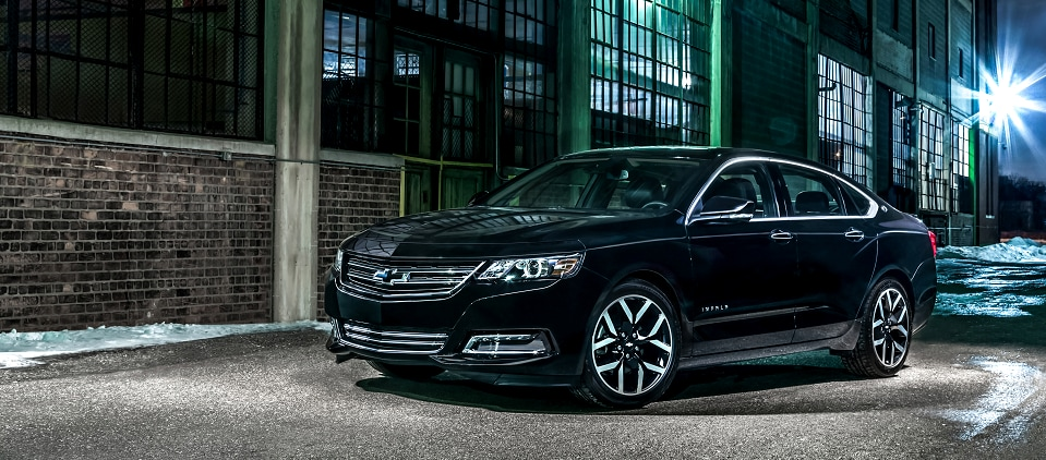 2019 Chevrolet Impala For Sale In Stow Marhofer Chevrolet