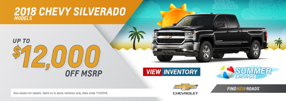 Up to $12,000 off MSRP