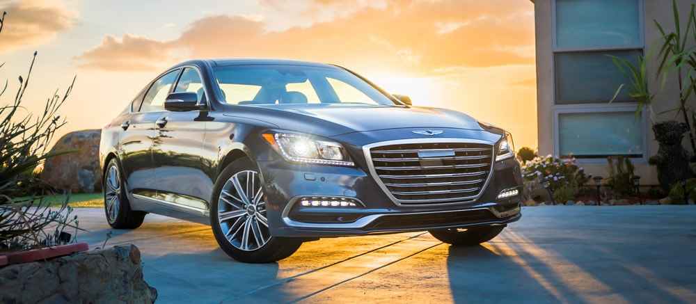 Explore The New 2017 Genesis G80 For Sale In Cuyahoga Falls, OH