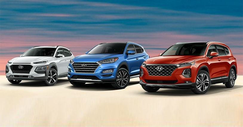New SUV Models Ron Marhofer Hyundai of Cuyahoga Falls